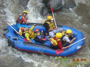 Paket Rafting Pekalen Probolinggo