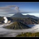 Lokasi dan Letak Obyek Wisata Gunung Bromo Jawa Timur